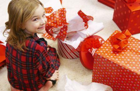 Удивительный и неожиданный подарок для ребенка.