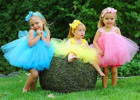 Детский праздник. Во что одеть ребенка