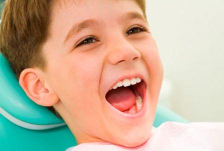 Болезни полости рта у детей