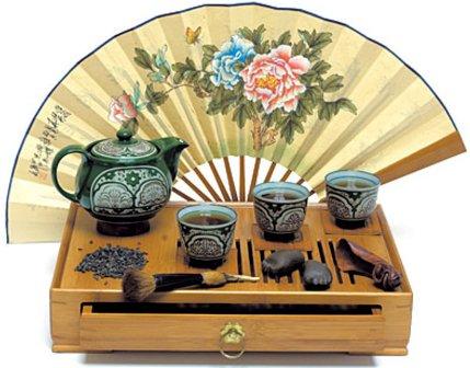 Чем полезен китайский чай