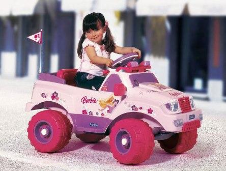 Электромобили для маленьких водителей