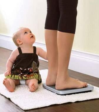 Худеем после родов легко и правильно!