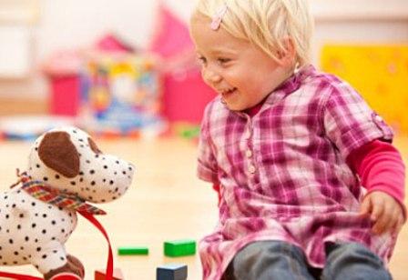 Игрушки, дети и их родители