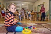 Сколько игрушек у детей в детсаду?