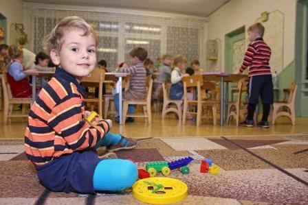 Количество игрушек в детском саду. Хватит ли ребенку игрушек?