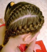 Как сохранить здоровье детских волос
