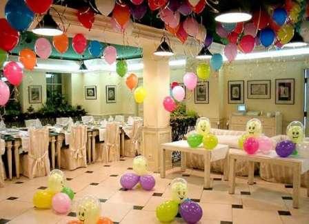 Как выбрать кафе для детского праздника?