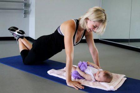 Физические упражнения, которые можно делать дома