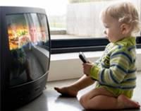 Какие телевизоры безопасны для ребенка