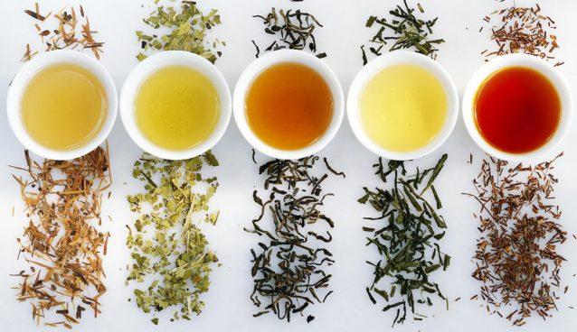 Китайский чай - польза удивительного напитка