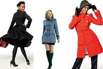 Осень - время выбирать пальто