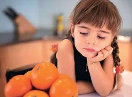 Правила питания детей склонных к аллергии.