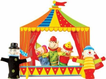 Почему детям нравится цирк