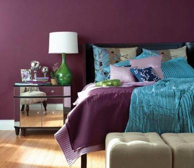 Подростковая спальня: особенности отделки