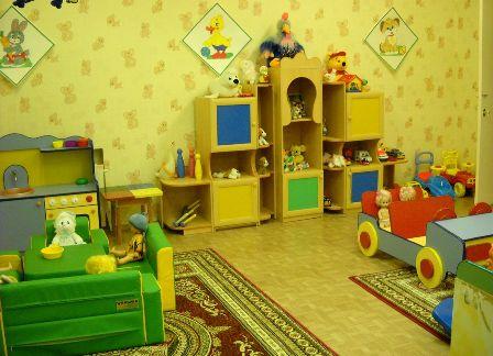 Сколько игрушек у детей в детсаду