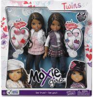 Современные детские игрушки - куклы Moxie