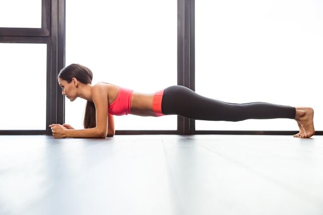 Отличное упражнение для похудения и стройности тела