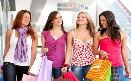 Зачем женщины организовывают совместные покупки
