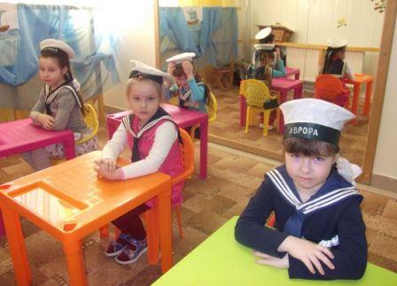 Занятия для детей в младших группах
