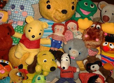Где лучше всего выбирать детские игрушки