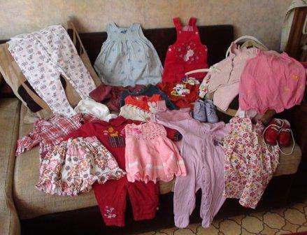 Как продать ненужные детские вещи