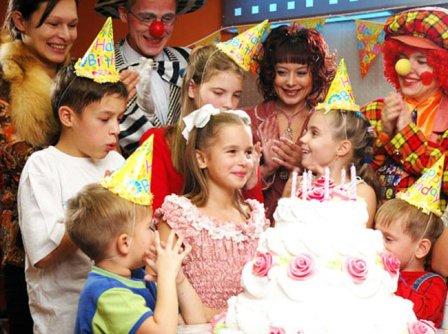 Как разнообразить детский праздник?