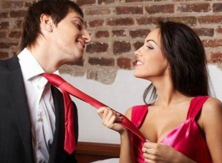 Как соблазнить любимого мужчину?
