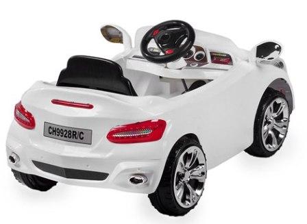 Как выбирать детский электромобиль?