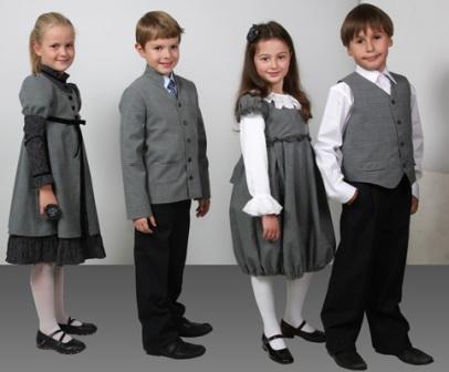 Какая одежда нужна ребенку для школы?