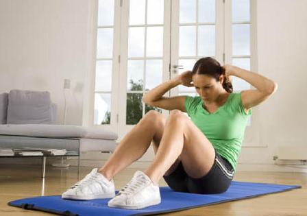 Какие физические упражнения можно делать дома?
