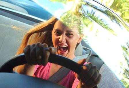 Когда подростку можно доверить машину?
