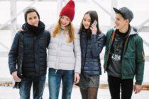 Модные осенние подростковые куртки