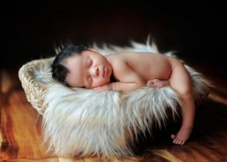 На чем лучше всего спать ребенку