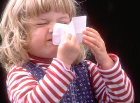 Опасность простудных заболеваний осенью