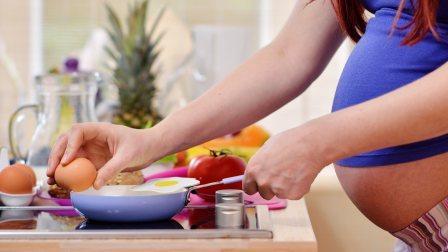 Питание во время беременности - какие могут быть проблемы.