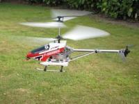 Радиоуправляемые вертолеты, или играем всей семьей
