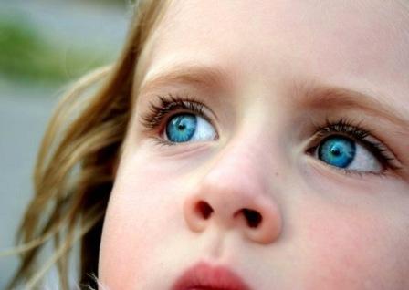 Распространенные болезни глаз у детей