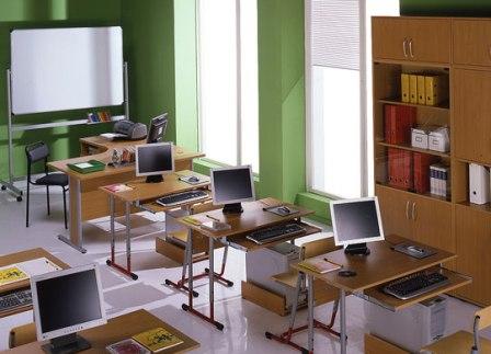 Требования и тенденции современной школьной мебели
