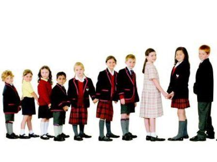 Зачем в школах школьная форма?