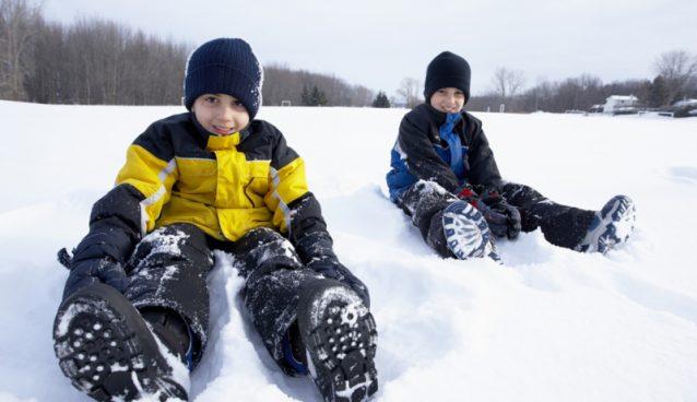 Зимняя обувь для ребенка - выбираем правильно!