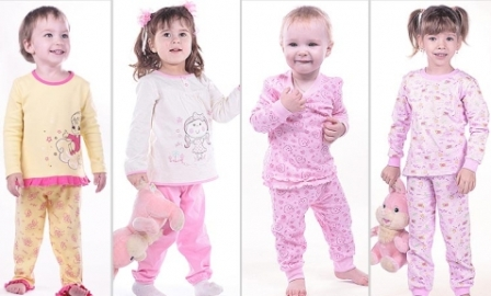 Детская одежда для сна