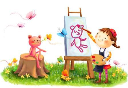 Детское творчество в современном мире