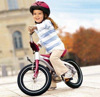 Если вы решили купить своему ребенку велосипед