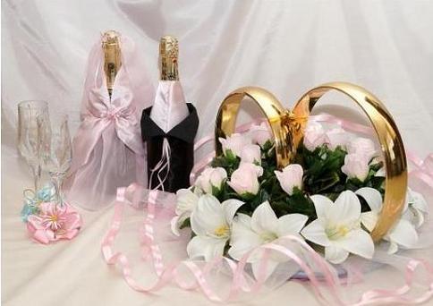 Где покупать аксессуары для свадьбы?