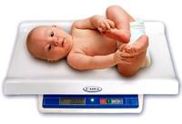 Изменение веса ребенка в первый год жизни