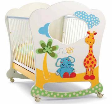 Как обустроить кровать для новорожденного?