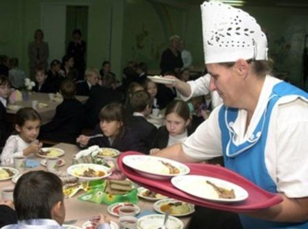 Как питаются дети в детском саду?