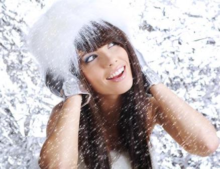 Как подобрать косметику на зиму?