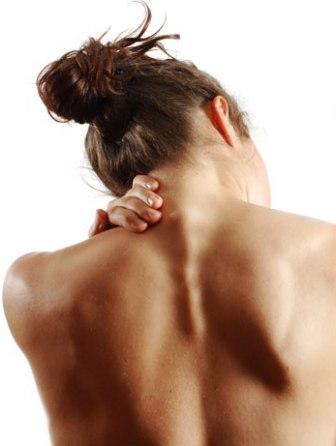 Как снять усталость со спины?