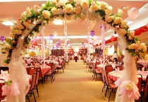 Как выбрать место для свадебного банкета?